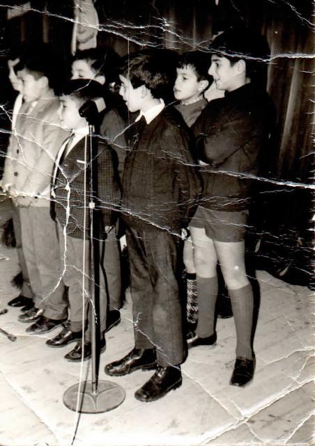 Fontela Soto, Reina Manso, Cardalda Someso, Raúl, Chacón Gallardo y Víctor Fuenteseca